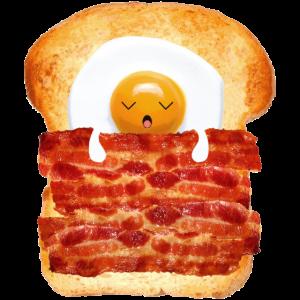 Ei, Speck & Toast