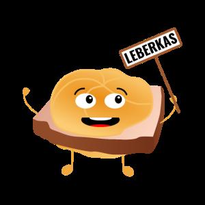 Leberkäsesemmel Leberkas Leberkäs Fleischkäse