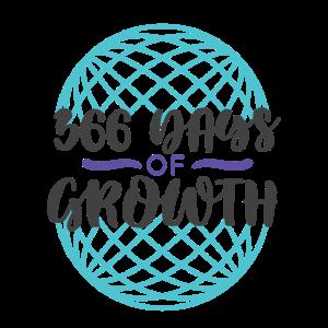 Persönlichkeitsentwicklung 366 Tage Wachstum