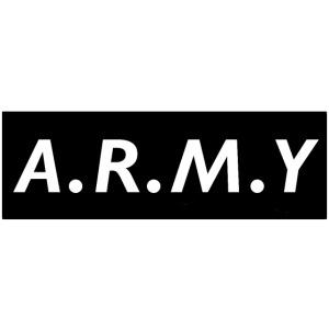 ARMY b&w
