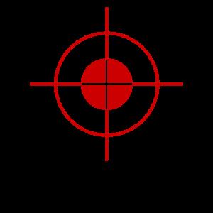 Zielscheibe Target - werde zum Jäger oder Gejagten