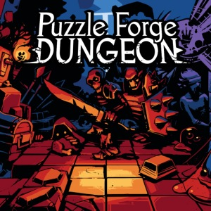 Puzzle Forge Dungeon BoxArt