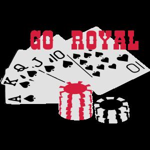 Royal Flush GO ROYAL
