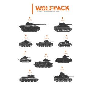 World of Tanks - Wolfpack