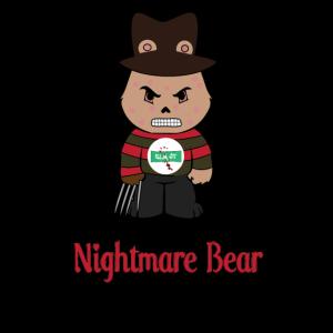 Albtraum Bär