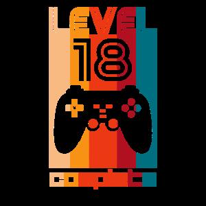 Level 18 Complete vintage