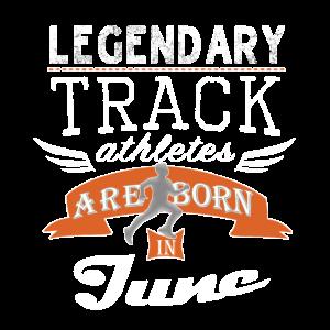 Legendäre Tracks werden im Juni geboren