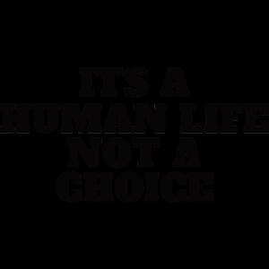 Pro Life Supporter Design