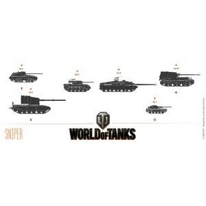 World of Tanks - Sniper Mug