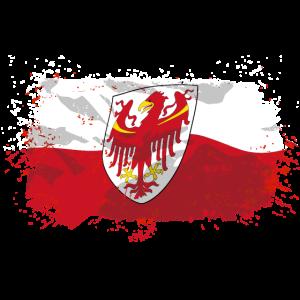 Südtirol Flagge