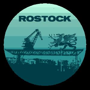 Rostock Bückenkran Haedgehalbinsel - Design
