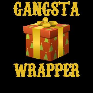 Gangsta Wrapper Funny Christmas