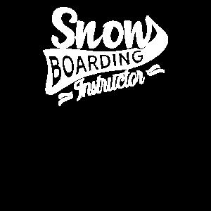 Snowboardlehrer Snowboard Kurs Lehrer Boarden