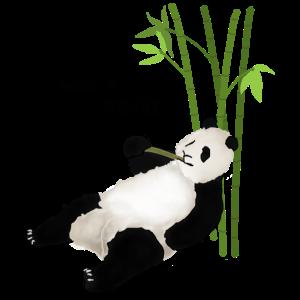 Take it easy, Panda, Leichtigkeit