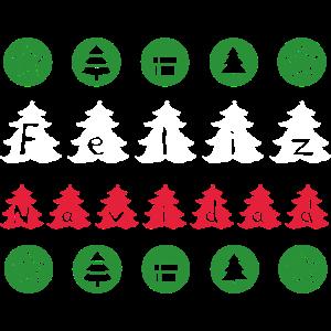 Feliz Navidad Frohe Weihnachten auf Spanisch
