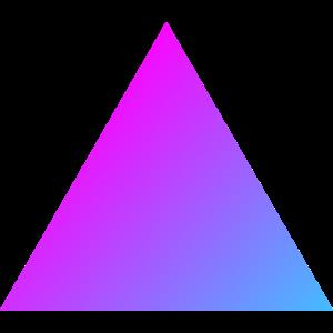 Dreieck Farbig