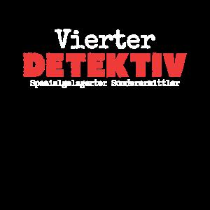 Vierter Detektiv Spezialgelagerter Sonderermittler