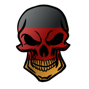 Skull Germany, Schädel Deutschland