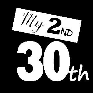 Mein zweiter Dreißigster! 60. Geburtstag