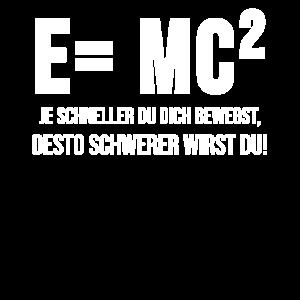 Emc2 Physik Phyiker Professoren Geschenk