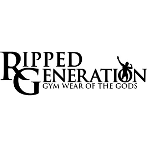Ripped Generation Tekstilogo