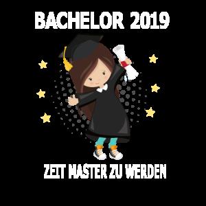 Bachelor 2019 Studium Abschluss Diplom Geschenk