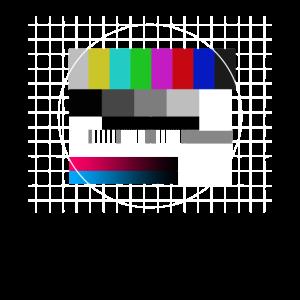 Testbild Retro 80er Jahre Kostüm