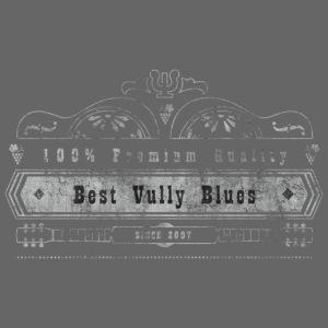 Dobro Best Vully Blues Vintage weiß