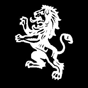 Löwe Wappen - Meißner Löwe I Bayern Löwe Geschenk