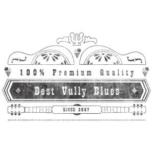 Dobro Best Vully Blues vintage schwarz