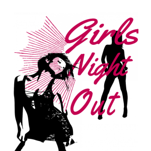 Ladies Night Out und In singt Kleider T-Shirts