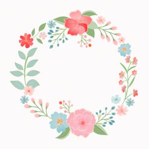 Blumenkranz-Zauber