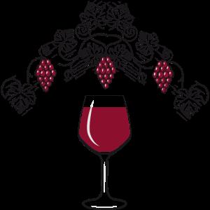 Wein Weinglas Ranken Weinprobe Weinlese Reben Genu