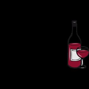 Wein Weinglas Weinflasche Weinprobe Weinlese Reben