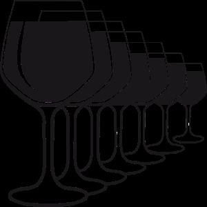 Wein Weinglaeser Weinprobe Weinlese Reben Genuss H