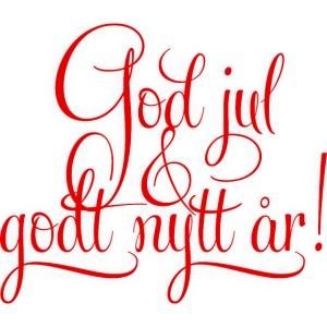 God jul & godt nytt år! - detnorskeplagg.no