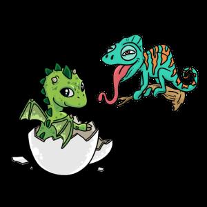 Dinos Echsen Urzeit