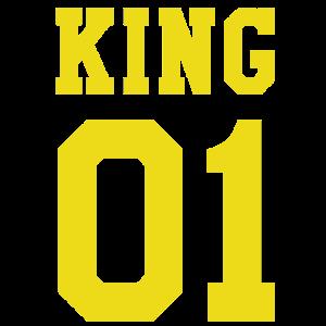 Der König ihr König Man