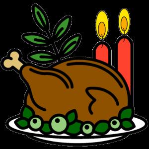 Braten, Weihnachten, Essen