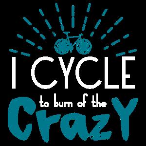 Fahrradfahren Fahrrad Spruch