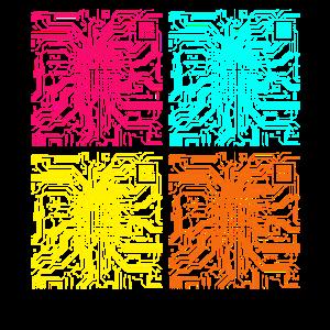 CPU Prozessor Informatiker Computer