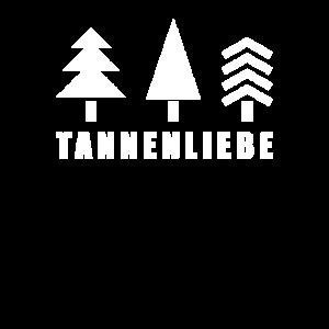 Tannenliebe Tannenbaum Geschenkidee