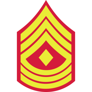 First Sergeant 1stSgt, Mision Militar ™