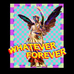Whatever Forever Sad Vaporwave Aesthetic