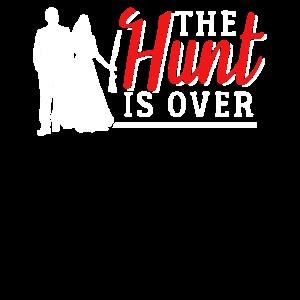 Hochzeit - Die Jagd ist vorbei