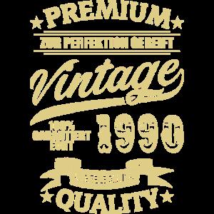 Geburtstag 1990 und zur Perfektion