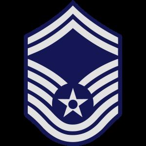 Senior Master Sergeant SMSgt, Mision Militar ™