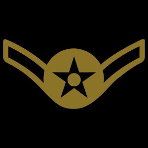 Airman Amn, Air Force, Mision Militar ™