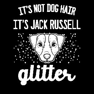 Jack Rusell Hund Glitzer