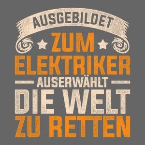 Ausgebildet zum Elektriker